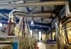 Abgassammelanlage für Textilindustrie