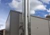 Industrieabgasanlage